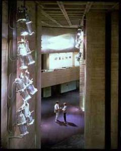Maurice Brill Lighting Design -  - Projecteur