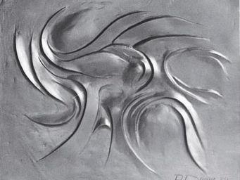 Stern - arabesque - Plaque De Cheminée