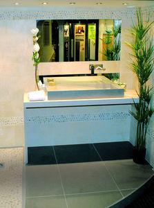 Marbrerie Des Yvelines -  - Meuble Vasque