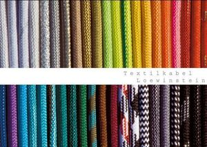 Textilkabel -  - Cable �lectrique