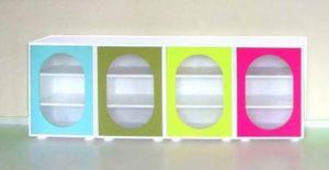 Nest design -  - Meuble De Rangement Bas Enfant