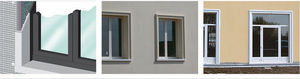 EUROPLAST - riquadrature per porte e finestre - Cantonnière