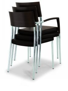 Mas Furniture Contracts -  - Fauteuil Empilable