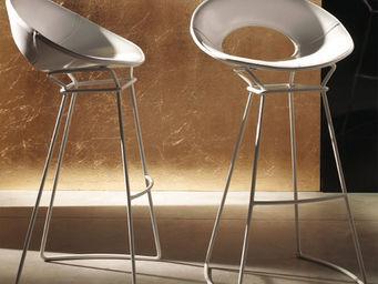 ITALY DREAM DESIGN - a-j bar. design roberto lazzeroni - Tabouret De Bar De Jardin
