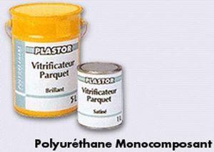 V33 - polyurethane monocomposant - Vitrificateur