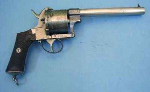 Pierre Rolly Armes Anciennes - revolver système lefaucheux - Pistolet Et Révolver
