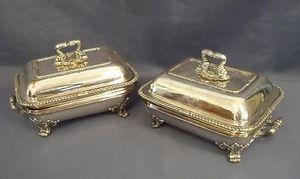 Jacque's Antiques -  - Chauffe Plat
