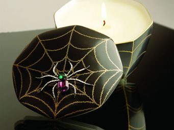 L'OBJET - spider luminescence - Bougie