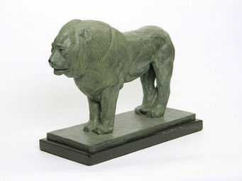Benneton -  - Sculpture Animali�re