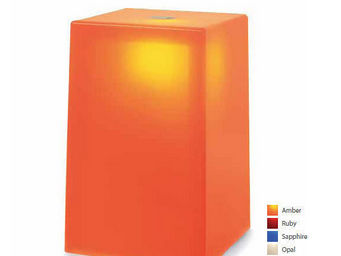 Neoz - gem square - Lampe À Poser