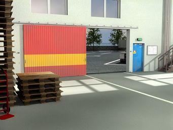 Mantion - sportub - Porte Coulissante