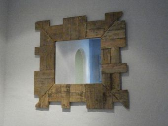 Eco-sensible lifestyle - patchwork - Miroir