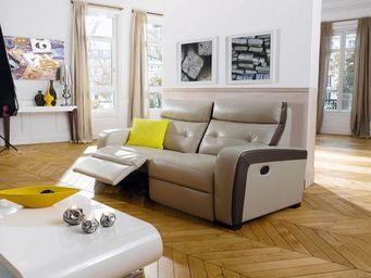 Cuir Center - bandana - Canapé De Relaxation