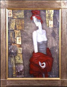 Bourlet Fine Art Framemakers - frame - 1 - 30 - Huile Sur Toile Et Huile Sur Panneau