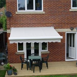 Shadewell Blinds -  - Store Banne