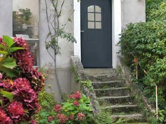 Janneau Menuiseries -  - Porte D'entrée Vitrée