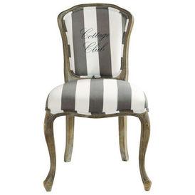 Chaise cottage club chaise maisons du monde - Fauteuil club maison du monde ...