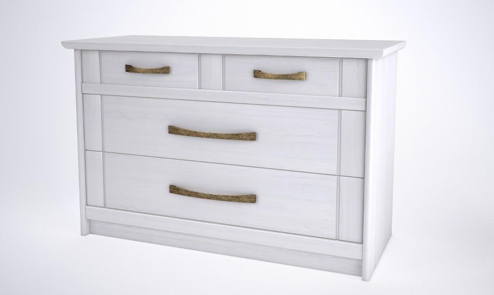 commodes commode blanc bois largeur x hauteur x profondeur. Black Bedroom Furniture Sets. Home Design Ideas