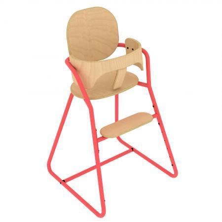 transat levochaise haute enfant charlie crane. Black Bedroom Furniture Sets. Home Design Ideas
