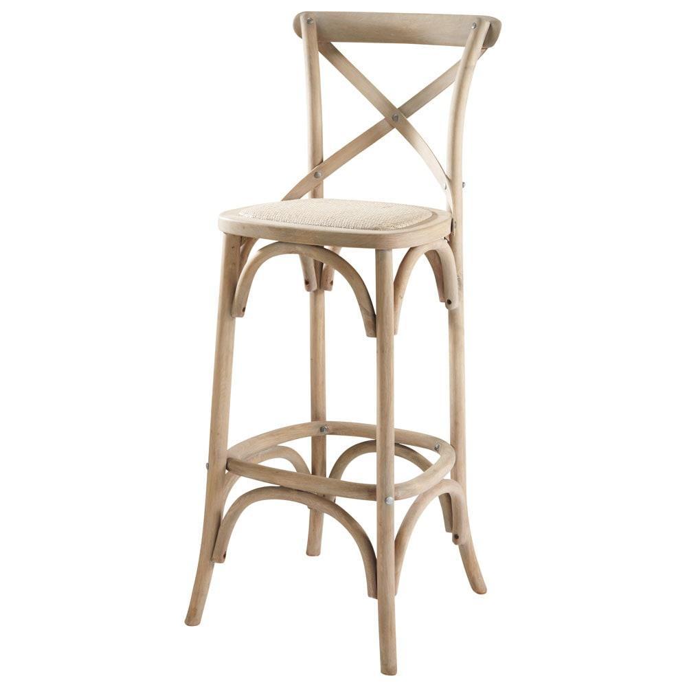 chaise haute bar maison du monde. Black Bedroom Furniture Sets. Home Design Ideas