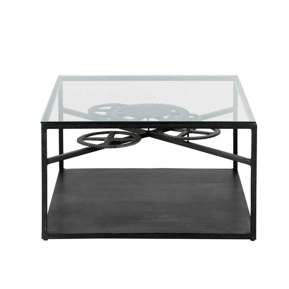 Rouage Table Basse Carree Maisons Du Monde Decofinder