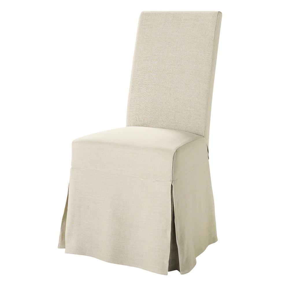 Housse de chaise maison du monde avie home - Chaise rose maison du monde ...