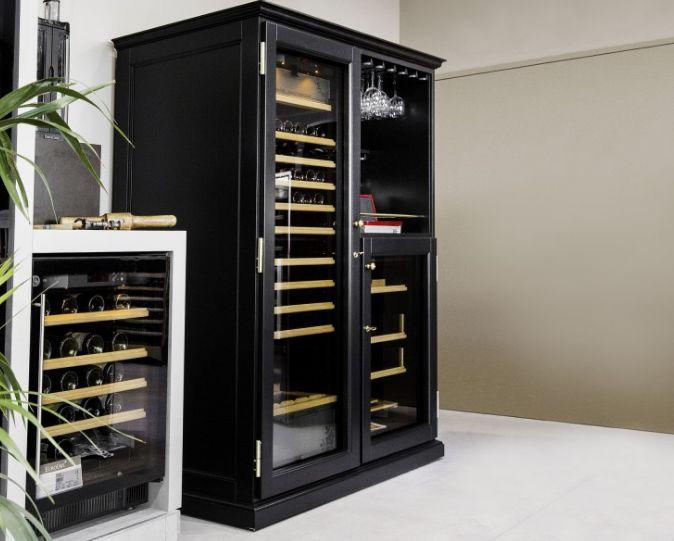 elite cave vin eurocave decofinder. Black Bedroom Furniture Sets. Home Design Ideas