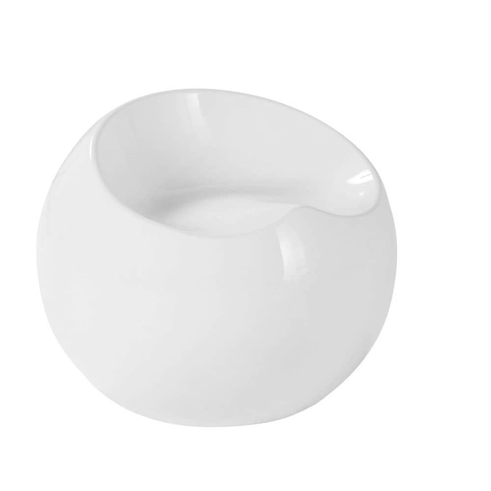 tabouret blanc karentabouret blanc 58x47x58cm. Black Bedroom Furniture Sets. Home Design Ideas