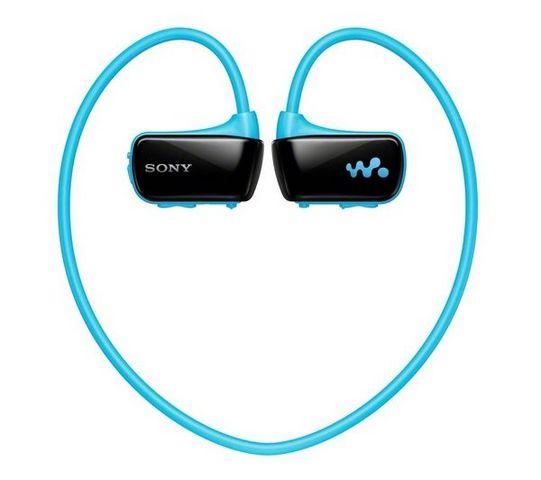 SONY - MP3-SONY-Lecteur MP3 NWZ-W273 4 Go - bleu
