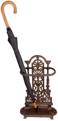 BEST FOR BOOTS - Porte-parapluies-BEST FOR BOOTS-Porte parapluies en fonte ancien 32x15x50cm