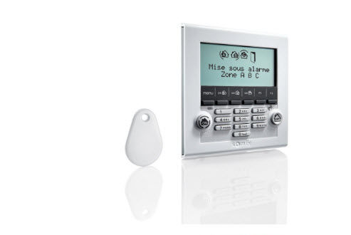 SOMFY - Centrale de commande domotique-SOMFY-Clavier LCD