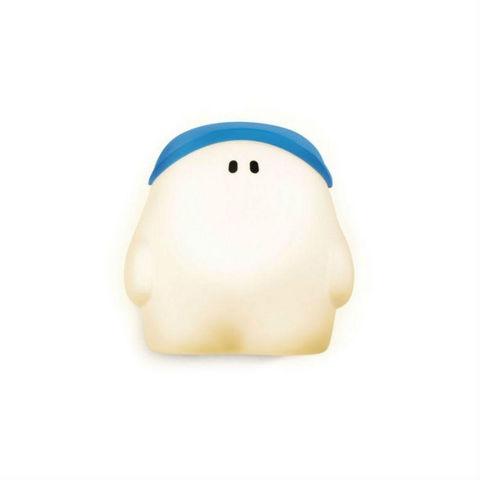 Philips - Applique Enfant-Philips-BUDDY - Applique et Sticker Train Bleu H26,6cm | L