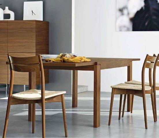 Calligaris - Table bureau-Calligaris-Table repas extensible VERO de CALLIGARIS 130x90 n
