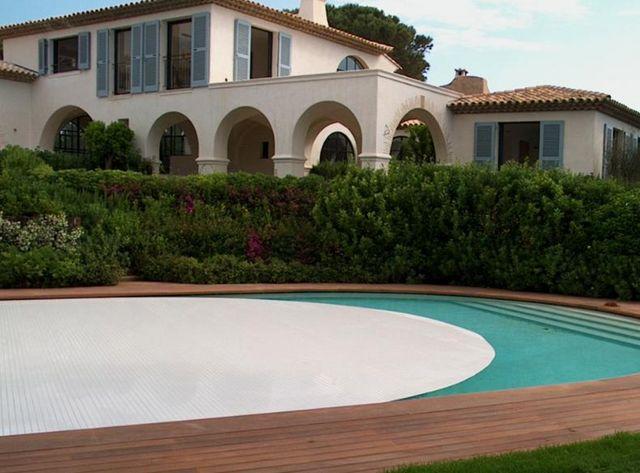 Silver Pool - Couverture de piscine automatique-Silver Pool