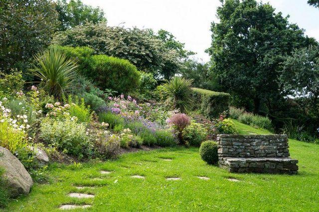 ERIC LEQUERTIER - Jardin paysager-ERIC LEQUERTIER