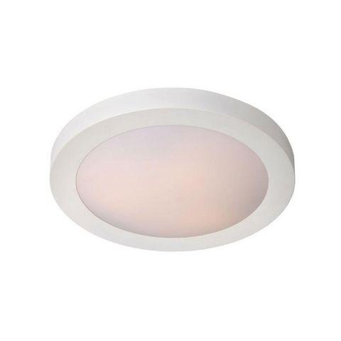 LUCIDE - Plafonnier de salle de bains-LUCIDE-Plafonnier IP44 Fresh D27 cm