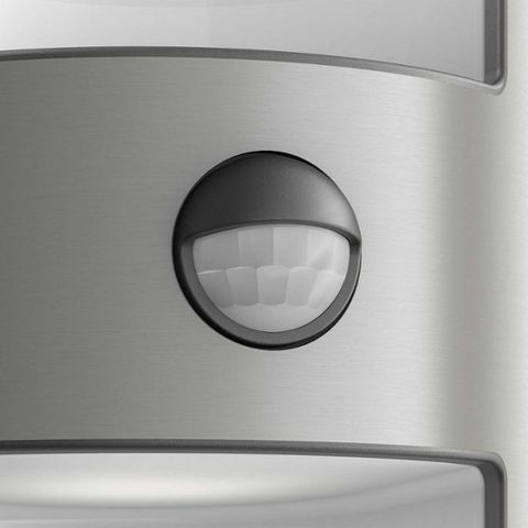 Philips - Applique d'extérieur-Philips-Applique détecteur mouvements Grass IR LED IP44 H1