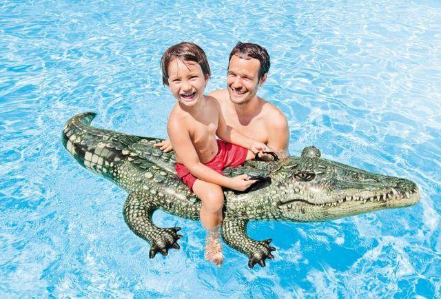 INTEX - Jeux aquatiques-INTEX-Aligator