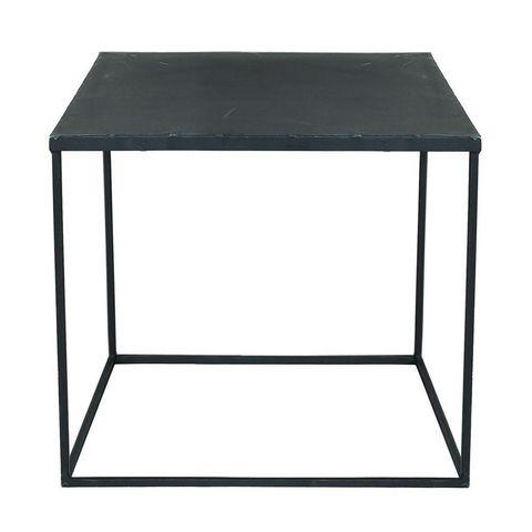 edison table basse carr e maisons du monde decofinder. Black Bedroom Furniture Sets. Home Design Ideas