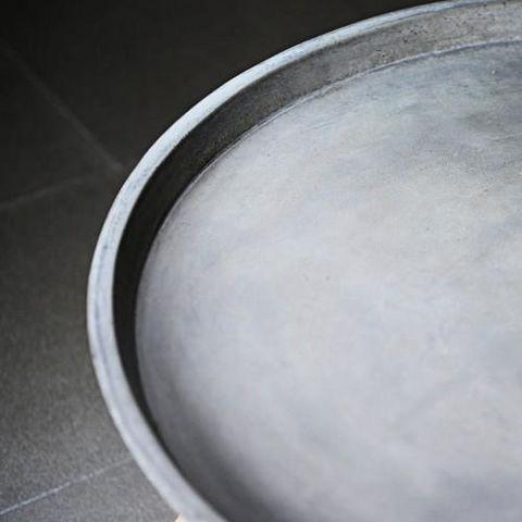 AMIOU HOME - Table basse ronde-AMIOU HOME-Table basse ronde en béton