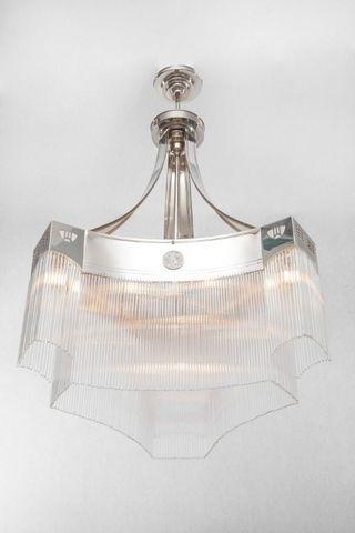 PATINAS - Lustre-PATINAS-Metropolitan chandelier I.