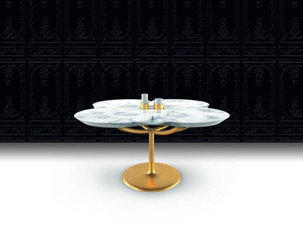 Beau & Bien - Table basse forme originale-Beau & Bien-Flower Power