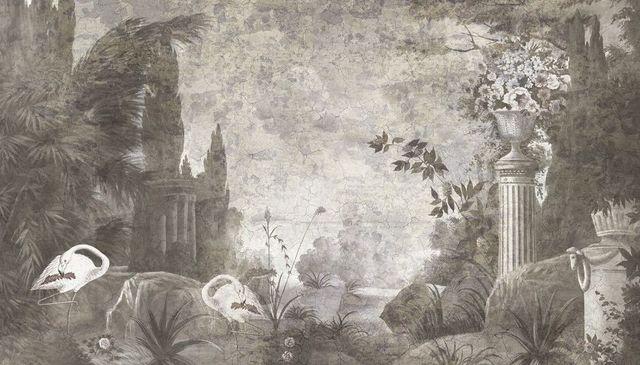 Ananbô - Papier peint panoramique-Ananbô--Le Jardin de Portobelleo