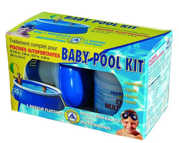 Mareva - Doseur de galets-Mareva-Baby Pool Kit