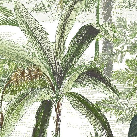 ISIDORE LEROY - Papier peint panoramique-ISIDORE LEROY-Amazone Naturel