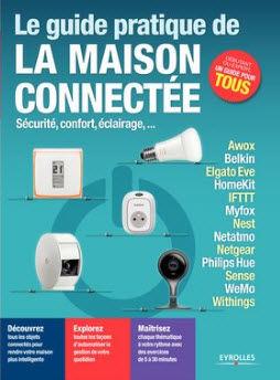 Eyrolles Editions - Livre de décoration-Eyrolles Editions-maison connectée