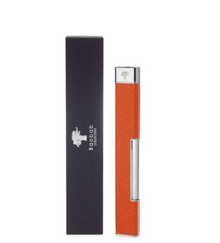 BAOBAB COLLECTION - Briquet électronique-BAOBAB COLLECTION-Lighter Orange