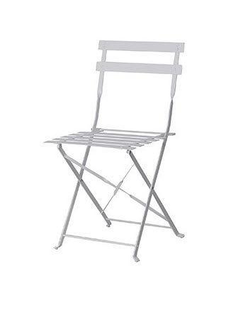 DECO PRIVE - Chaise de jardin pliante-DECO PRIVE