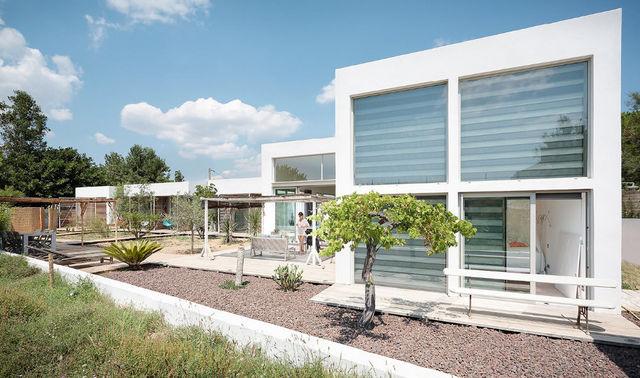 Studio Vincent Eschalier - Réalisation d'architecte-Studio Vincent Eschalier-Maison Eden-