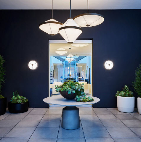 Kevin Reilly Lighting - Suspension-Kevin Reilly Lighting-Eje